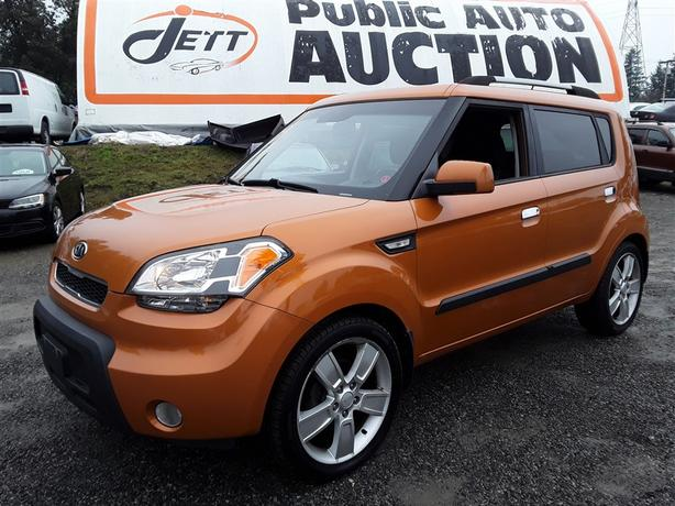 2010 Kia Soul 2.0L 4 CYl. Unit Selling at Auction!