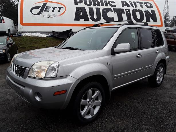 2006 Nissan X-Trail XE 2.5L 4 Cyl. AWD Unit Selling at Auction!