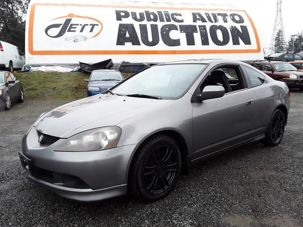 2005 Acura RSX 2.0L 4 Cyl. Unit Selling at Auction!