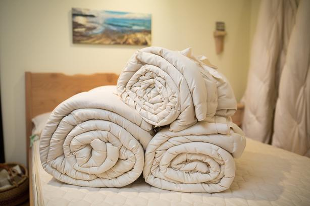 Holy Lamb Organics Holiday Sale at Resthouse Sleep Solutions