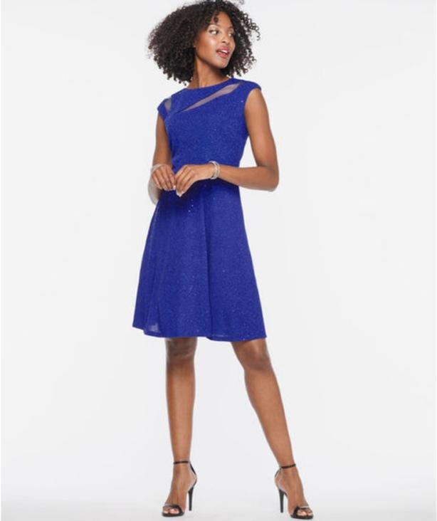 Blue RICKI'S Dress