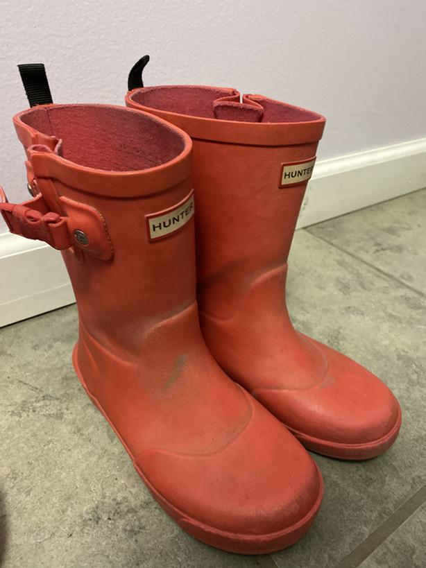 Kids winter boot and rain boots
