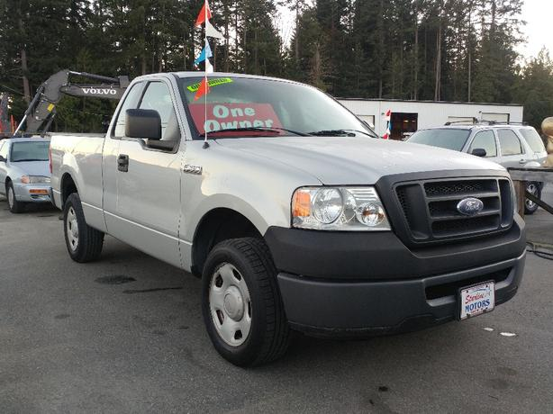💥 ONE OWNER TRUCK !! 2007 FORD F-150 XL 4-DR ...113,000 KMS !! 💥