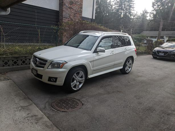 MERCEDES BENZ GLK350 4MATIC