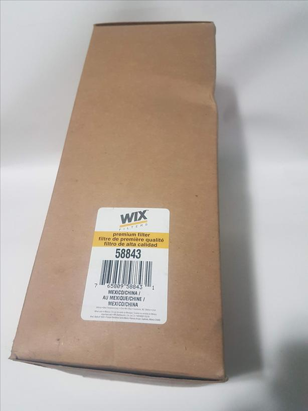 58843 Automatic Transmission Filter Pack of 1 WIX Filters Renewed