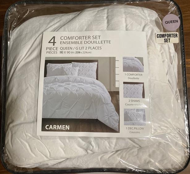 Comforter set blanket *OBO*