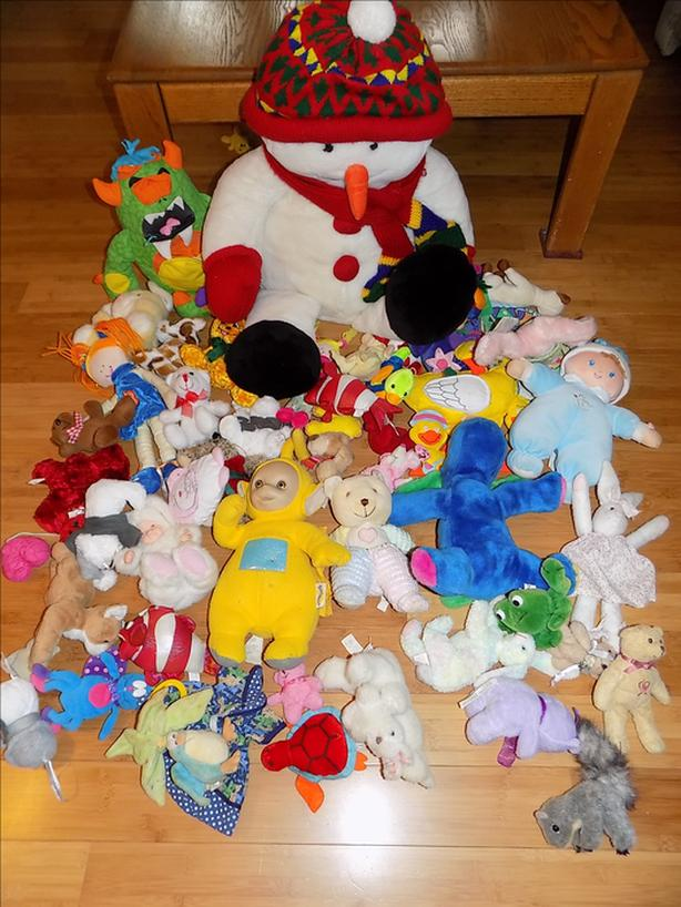 A Bag of Stuffies