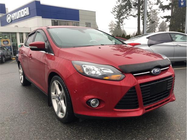 2012 Ford Focus Titanium - Bluetooth -  SYNC - $49.10 /Wk