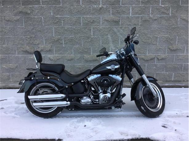 2010 Harley-Davidson® FLSTFB