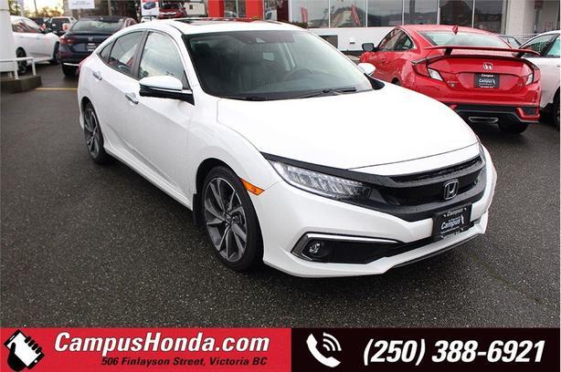 2019 Honda Civic Touring Sedan | Demo Savings! | Great Value!