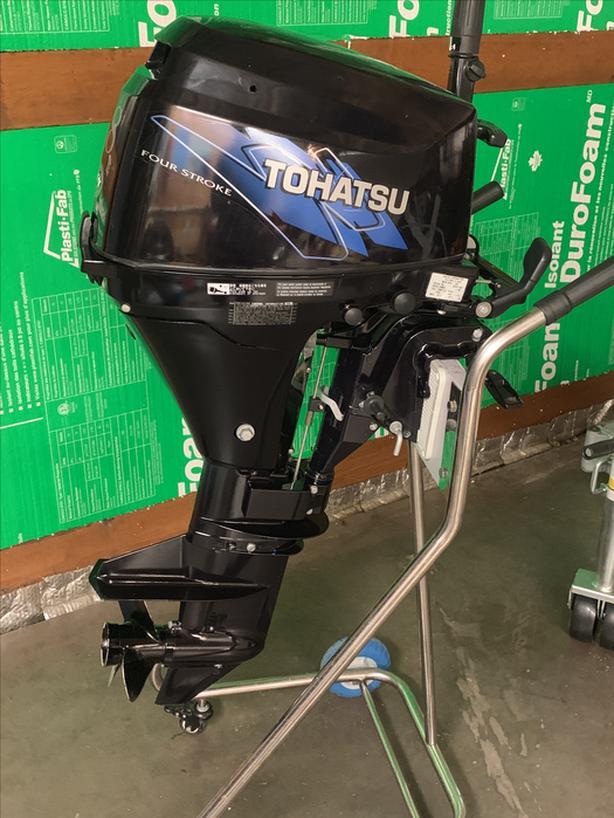 Tohatsu 9.8 short shaft