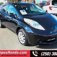 2016 Nissan Leaf S   One Owner   No Accidents   Low KM's!