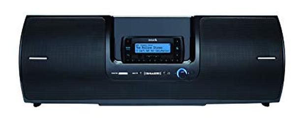 Sirius Boombox and Stratus 5 Radio Bundle
