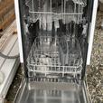 Apartment size dishwasher