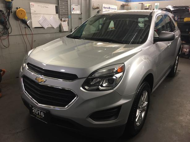 2016 CHEVROLET EQUINOX LS FOR SALE