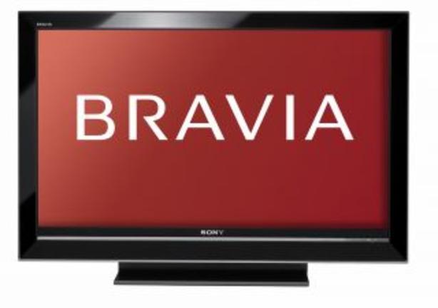 "Sony Bravia 40"" TV with external Roku device + HP 18"" monitor"
