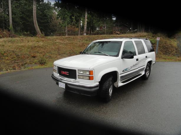 1996 Yukon