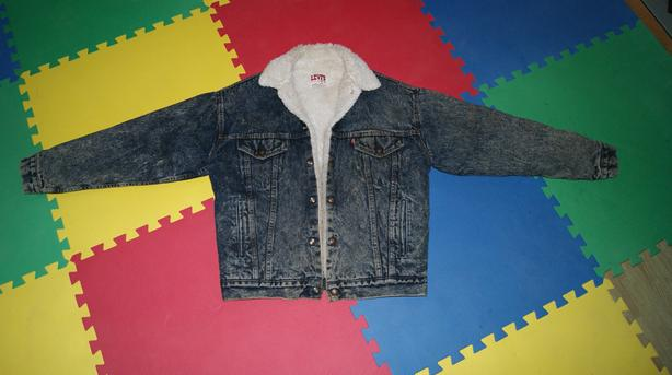 Levi's Lined Denim Jacket