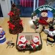 Christmas Decorations Lot 2