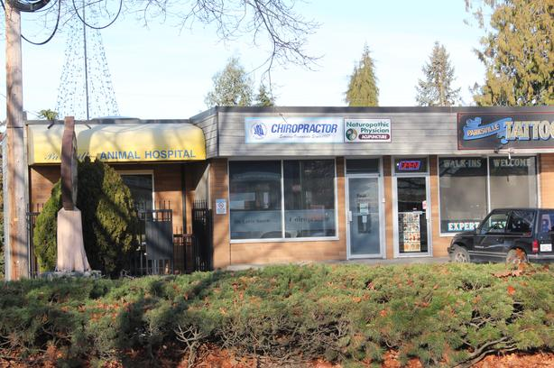 Prime Parksville Retail/Office Space