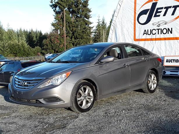 2011 Hyundai Sonata 2.4 4 Cyl. Unit Selling at Auction!