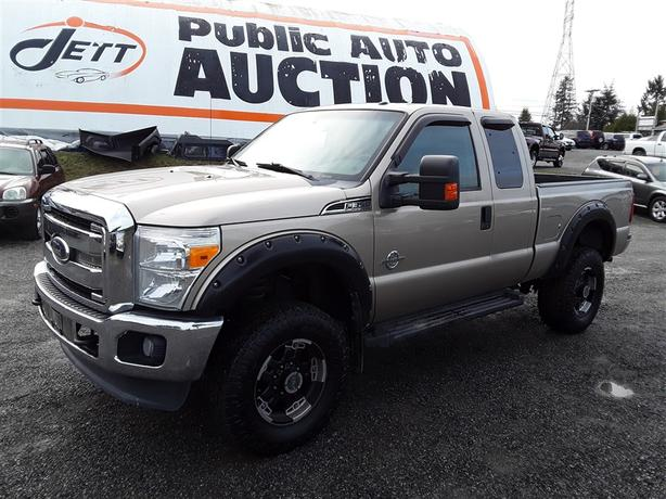 2011 Ford F-350 Super Duty 6.7L V8 Turbo Diesel 4x4 Unit at Auction!