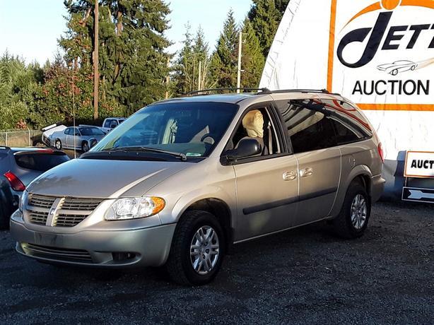 2005 Dodge Grand Caravan SE Unreserved Unit - Selling at Auction!