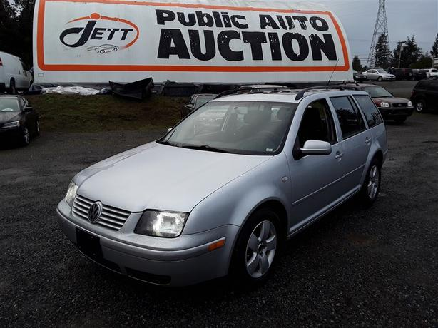 2004 Volkswagen Jetta GLS TDI 2.0L 4 Cyl. Diesel Unit Selling at Auction!