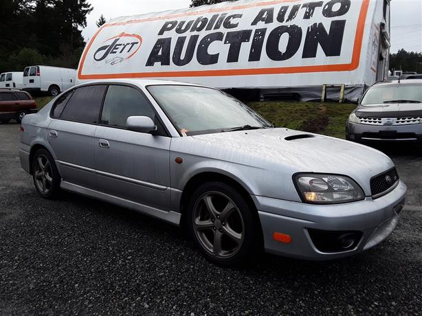 2002 Subaru Legacy 2.0L 4 Cyl. Unit with Twin Turbo!