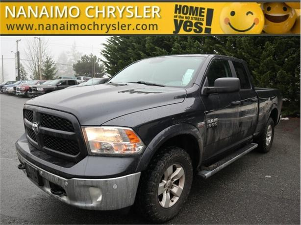 2018 Ram 1500 Outdoorsman One Owner No Accidents