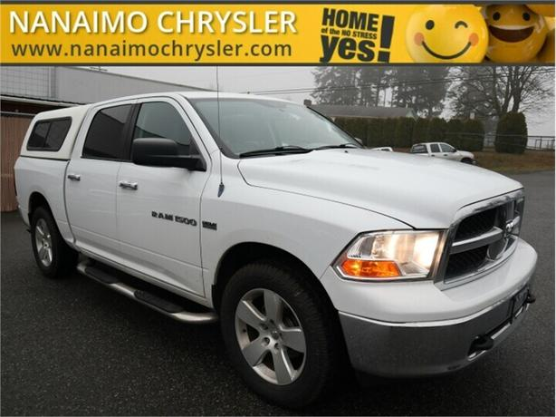 2012 Ram 1500 SLT Rear View Backup Camera Tow Package