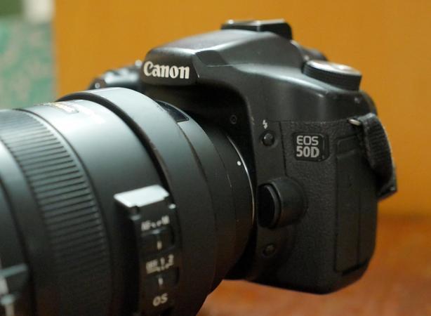 Canon 50D DSLR Body & 17-85mm 4-5.6 USM, SIGMA APO 150-500mm F5-6.3 DG OS HSM AF
