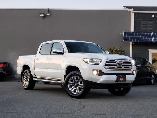2018 Toyota Tacoma Limited 4WD - LOADED / LEATHER