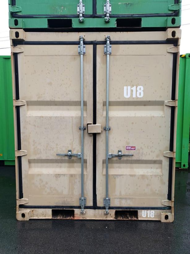 7x8 - Insulated and Secure Seacans For Sale