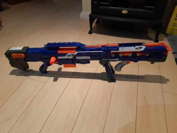 Nerf Long-shot