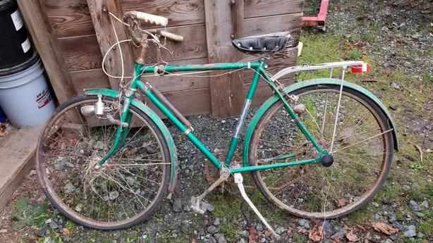 I have three old bikes for sale