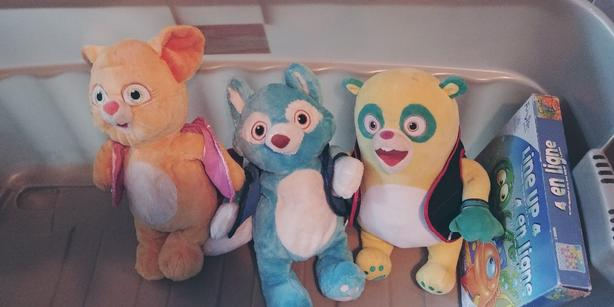 special agent oso stuffies
