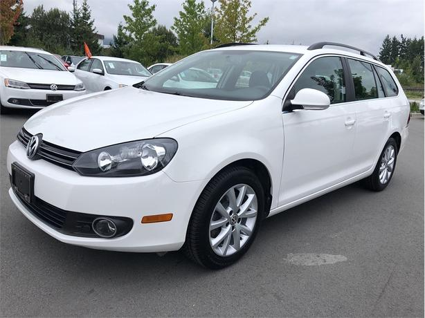 2013 Volkswagen Golf Wagon Comfortline Auto w/ Connectivity Pkg.