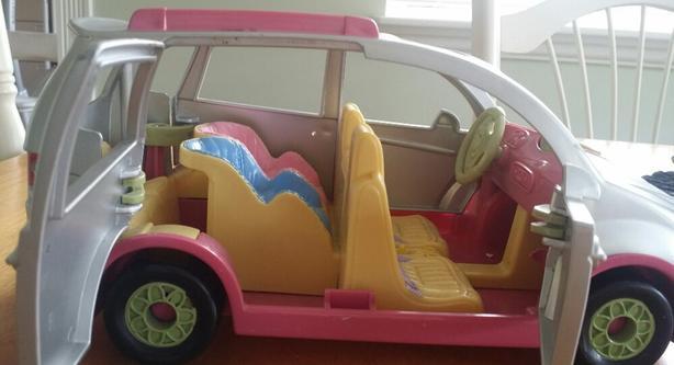 Fisher Price Loving Family  Vehicle