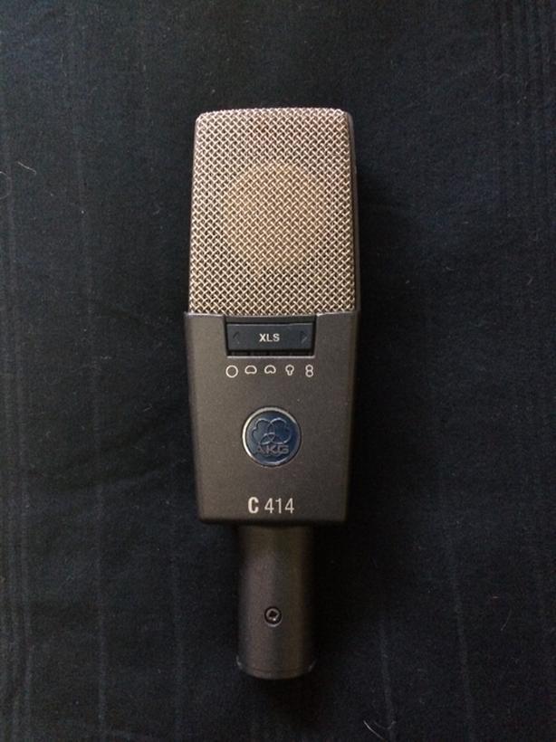 AKG C414 XLS