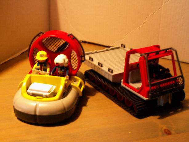 Playmobil arctic exploration