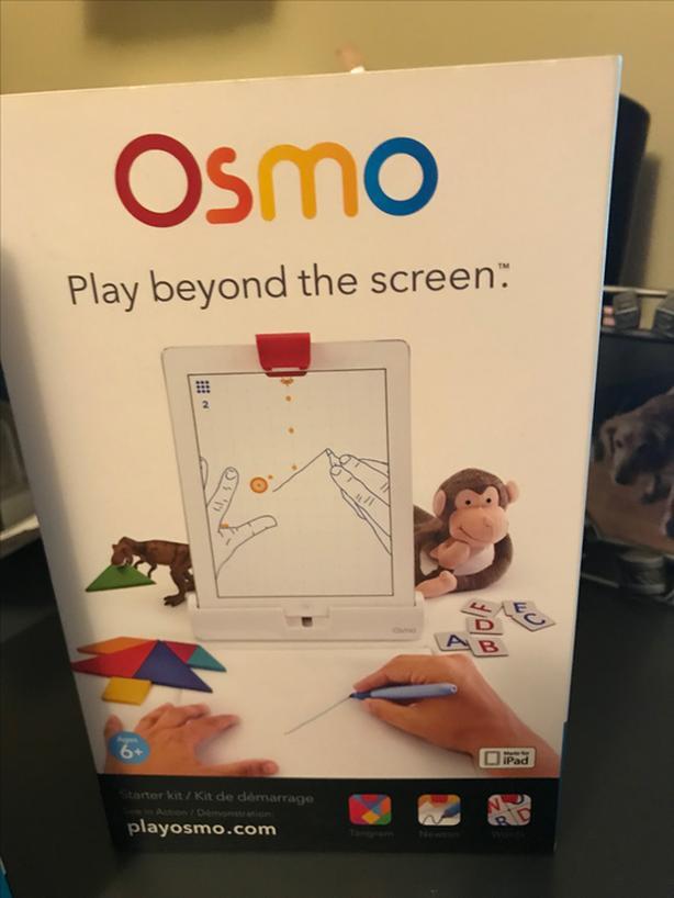 OSMO for Ipad