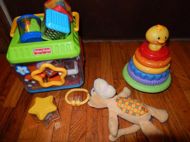 Learning Baby Toys