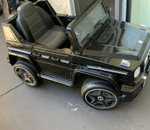 Cheap Kids ride on 12v Electric Power Mercedes-Benz Car