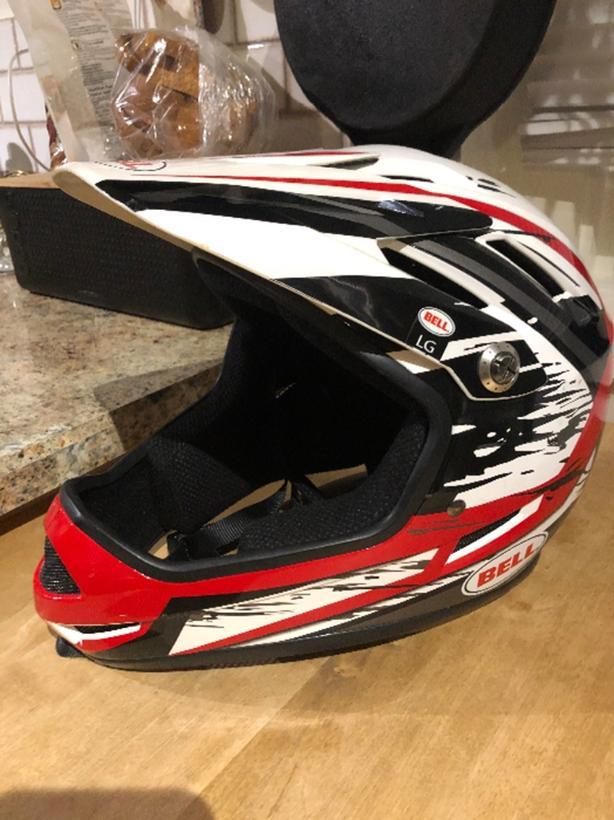 bmx youth helmet
