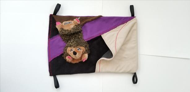 Rat Play Station Hammock NEW Handmade