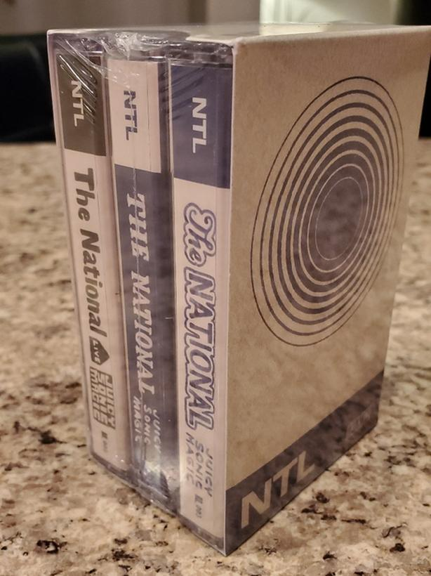 The national live at the Greek theatre cassette