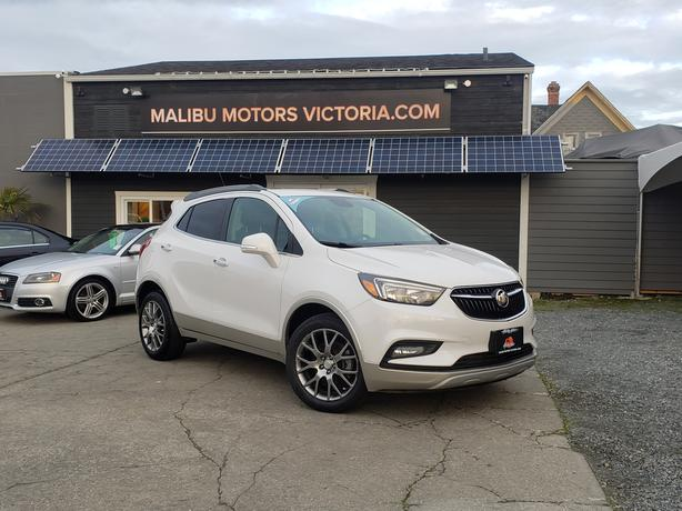 ** 2018 Buick Encore AWD - FINANCING AVAILABLE