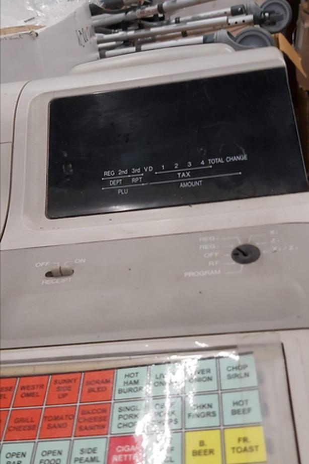 Casio TX1300 Cash Register
