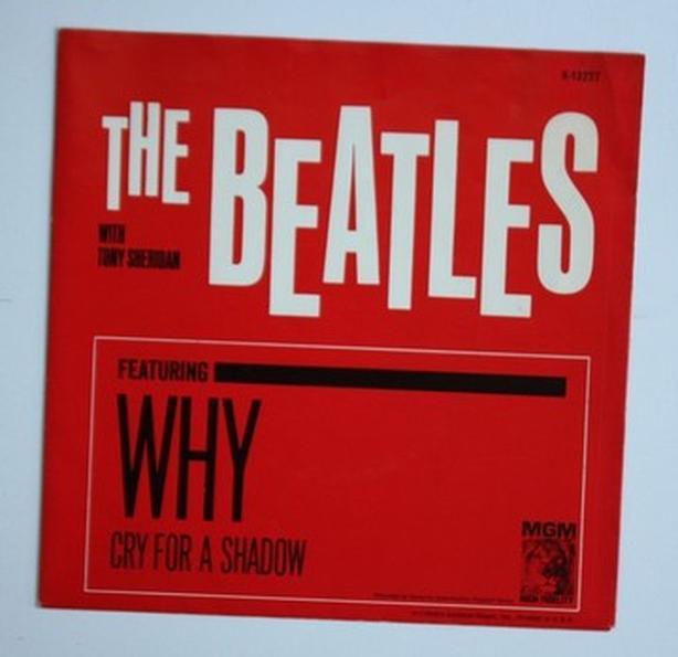 Looking for Beatles memorabilia